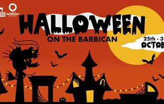 Halloween on the Barbican 2021 on 25th to the 31st of October