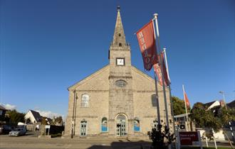 St Aubyn's Church (Devonport Library)