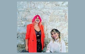 Elani Evangelou & Grace Lightman