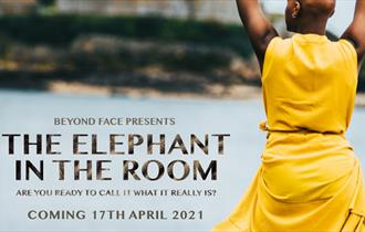 Elephant in the room poster