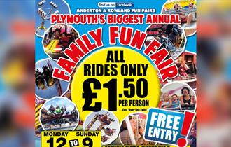 Anderton & Rowland's Family Fun Fair