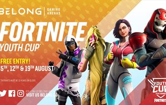 Fortnite Youth Cup Ages 13-16