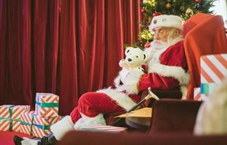 Santa's Grotto, Boringdon Hall Hotel