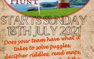 Plymouth Treasure Hunt 2021