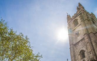 Church Service – Faith and Freedom: the Pilgrim story