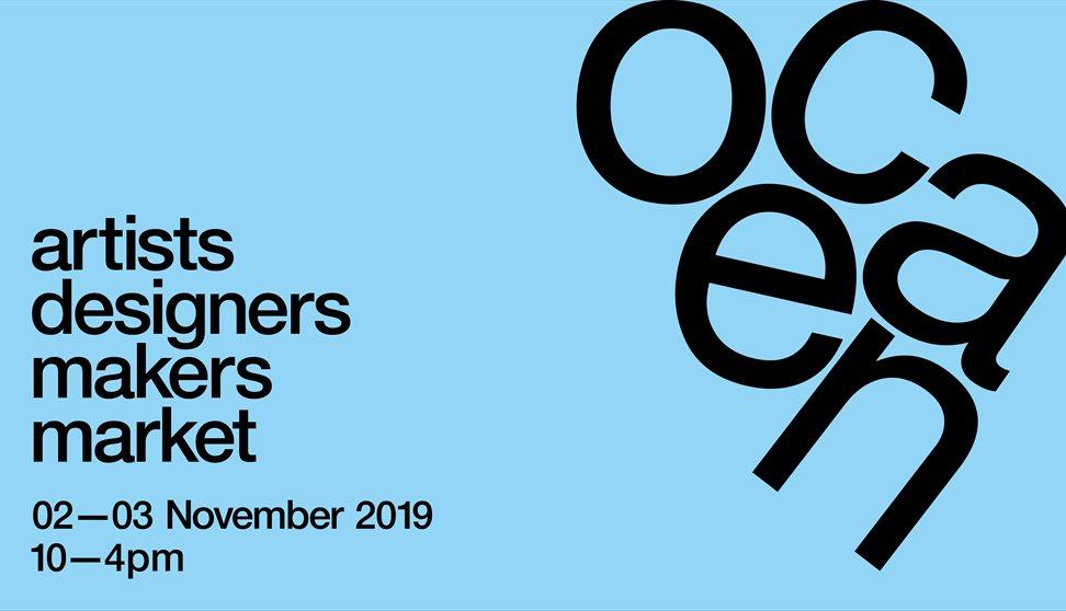Ocean Artists Designers Makers Market