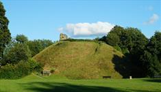 Plympton Castle