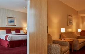 Superior room at the Future Inn Plymouth