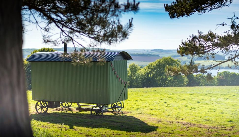 Tamar and Lynher Shepherds Huts