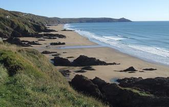 Whitsand Bay Beach