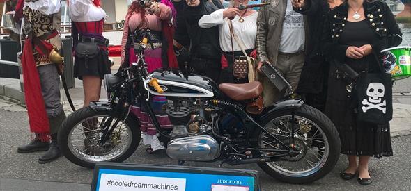 Poole Dream Machines - Bike of the Night 12th June