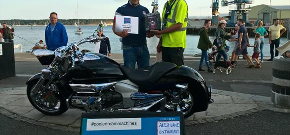 Bike of the Night 14th August
