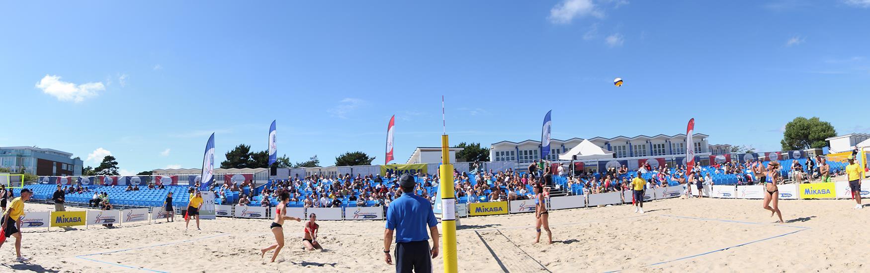 Beach Sports Poole