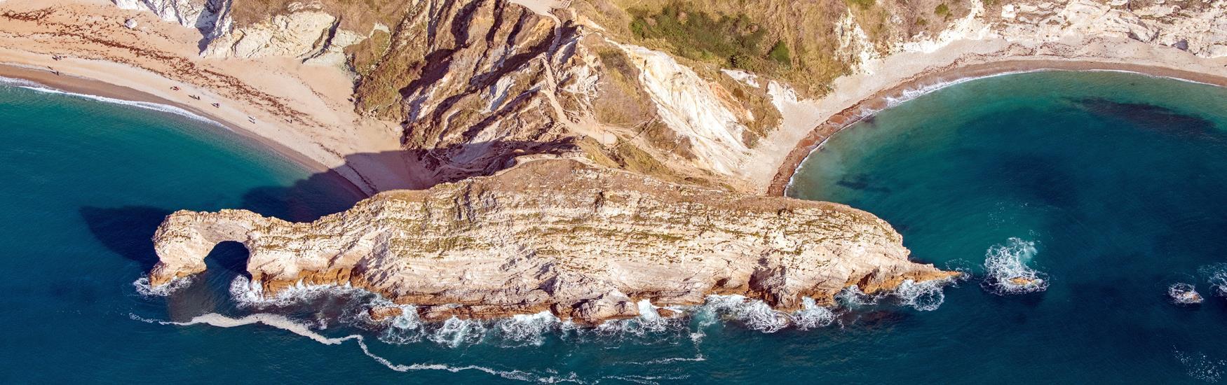 Dorset Jurassic Coastline including Durdle Door