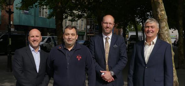 Poole BID New Chairman and Director