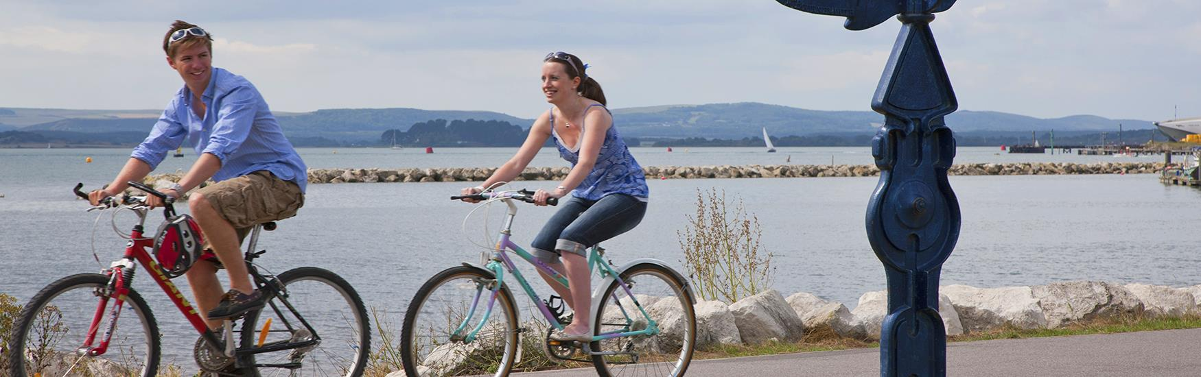 Cycling in Poole