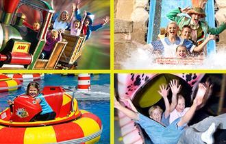 Adventure Wonderland selection images