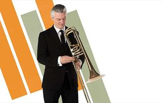 BSO picture of man with trombone