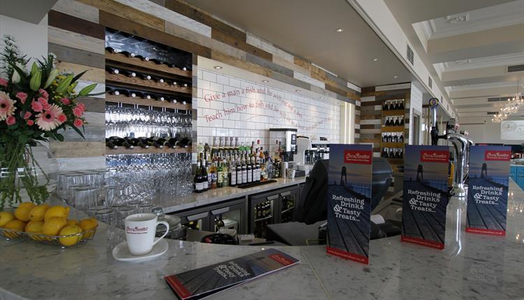 Harry Ramsdens Bournemouth Bar Area Inside