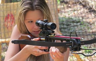 Insight Activities Archery Crossbow Outdoor Attraction