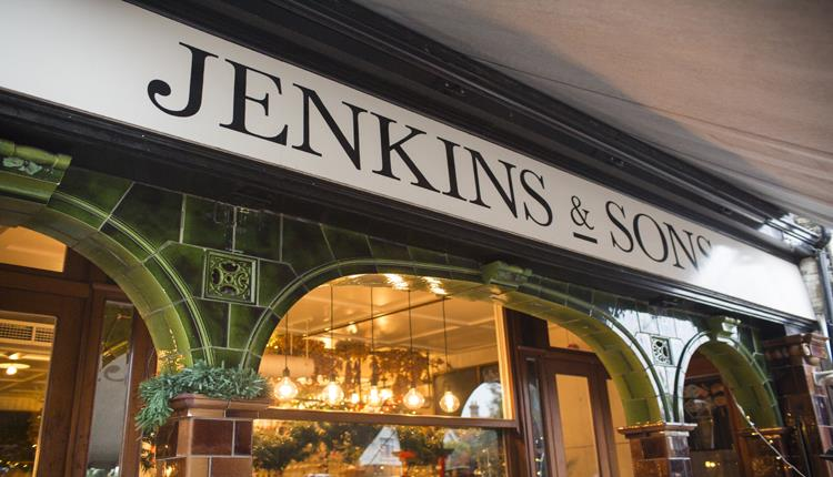 Jenkins & Sons Frontage