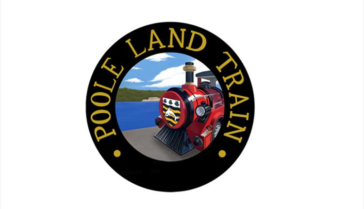 Poole Land Train circular badge