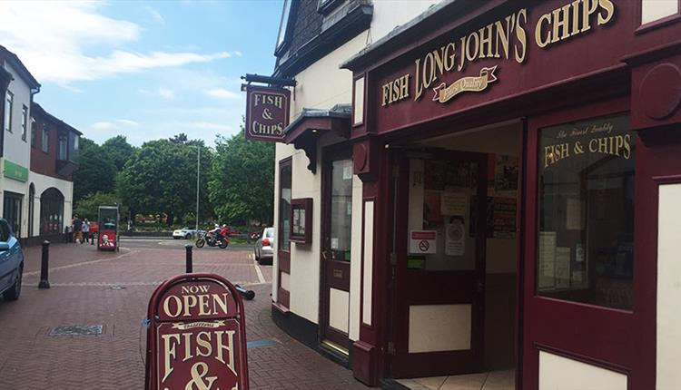 Long John's Fish & Chips