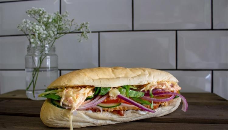 No.1 New Street Sandwich Shop