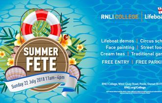 RNLI College Summer Fete
