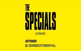 The Specials UK Tour logo