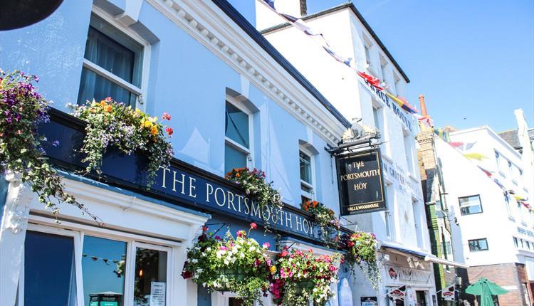 The Portsmouth Hoy