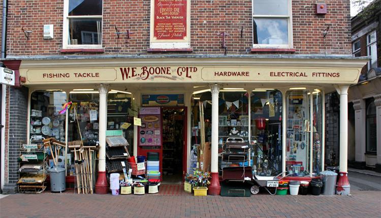 W.E. Boone & Co Ltd