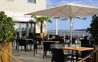 Banana Wharf Terrace