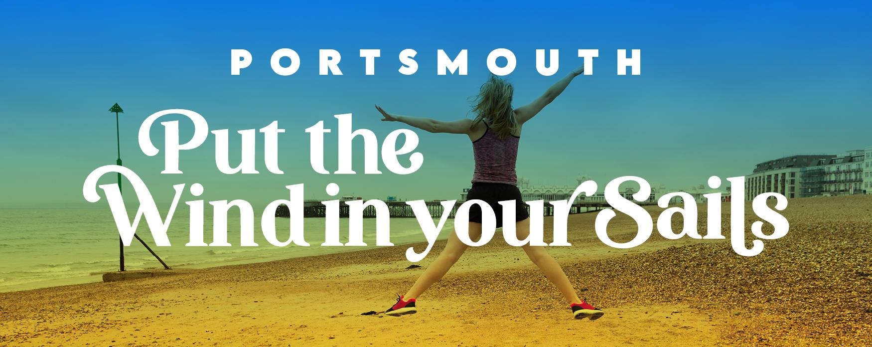 Portsmouth: Put The Wind In Your Sails