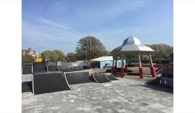Image of Southsea Skatepark