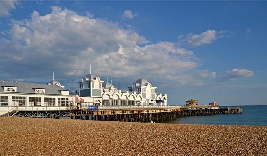 Image of South Parade Pier