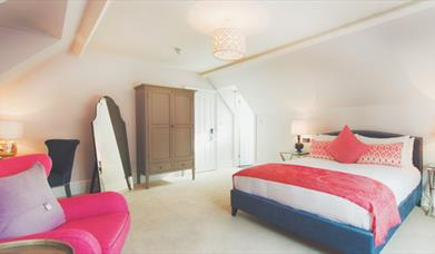 Florence Gardens double room