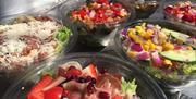Andre's salad bowls