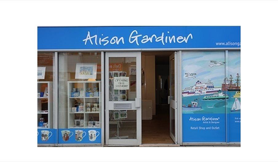 Alison Gardiner Designs