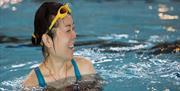 Aqua HIIT at Eastney Pool