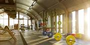 Mountbatten Centre Gym, Portsmouth