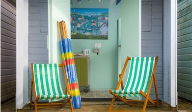 Southsea Beach Huts