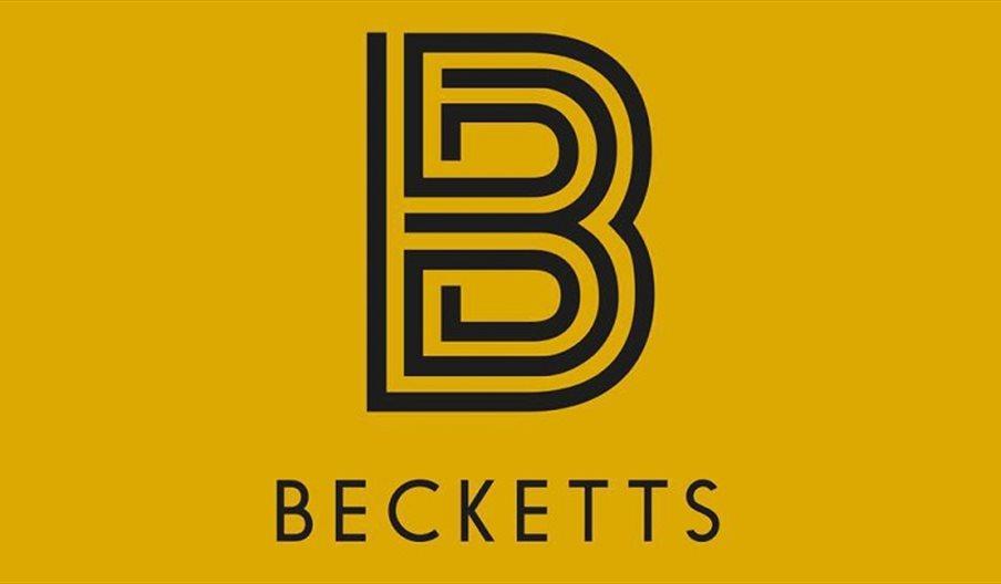 Beckets logo.