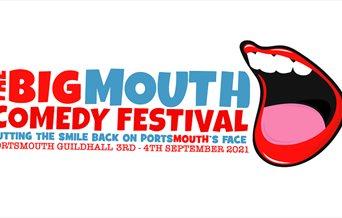 Portsmouth Big Mouth Comedy Festival logo