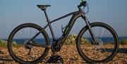 eBike for hire in Southsea