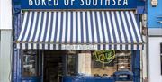 Bored of Southsea shopfront