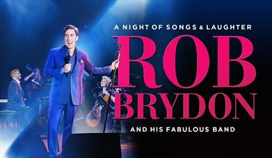 Poster for Rob Brydon: A Night of Music and Laughter