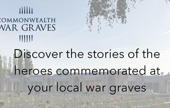 Flyer image for War Grave Tour