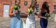 Image of wedding at Southsea Castle
