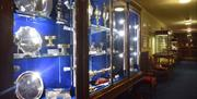 Civic Silver collection at Portsmouth Guildhall